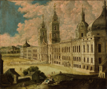 Convento_de_Mafra_antes_de_1755
