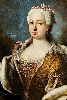 D._Maria_Barbara_de_Bragança,_c._1730