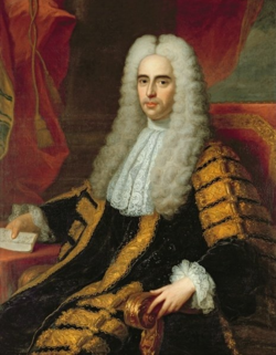 Rt_Hon_John_Methuen_as_Lord_Chancellor_of_Ireland_-_by_Adrien_Carpentiers